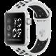 Apple Watch series 3 38mm NIKE+ pouzdro stříbrná/platinovo černý řemínek  + Nike batoh Sportswear Elemental modrý (v ceně 799 Kč)
