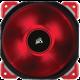 Corsair ML120 Pro LED RED, Premium Magnetic Levitation, 120mm