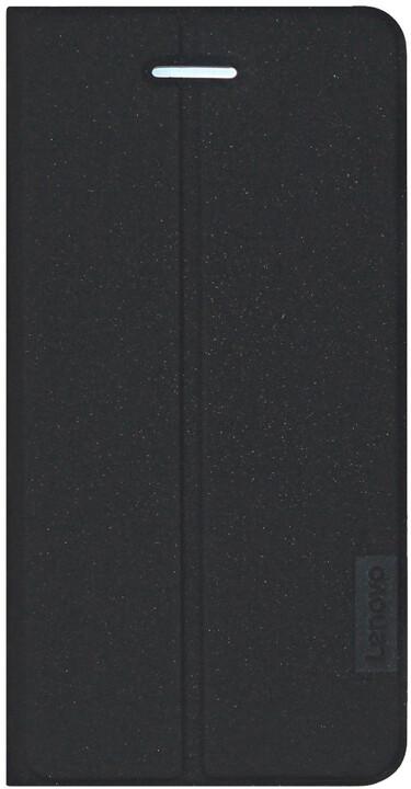 Lenovo TAB4 7 Essential Folio case + fólie, černá