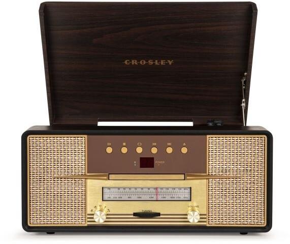 Crosley Rhapsody, mahagony