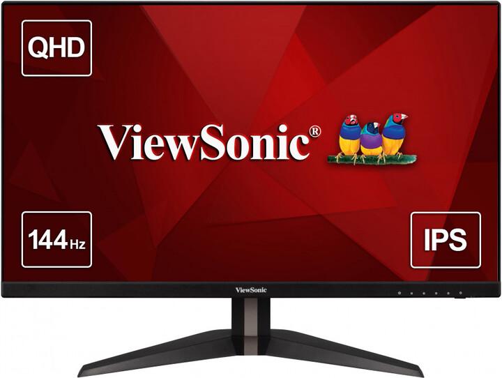 "Viewsonic VX2705-2KP-MHD - LED monitor 27"""