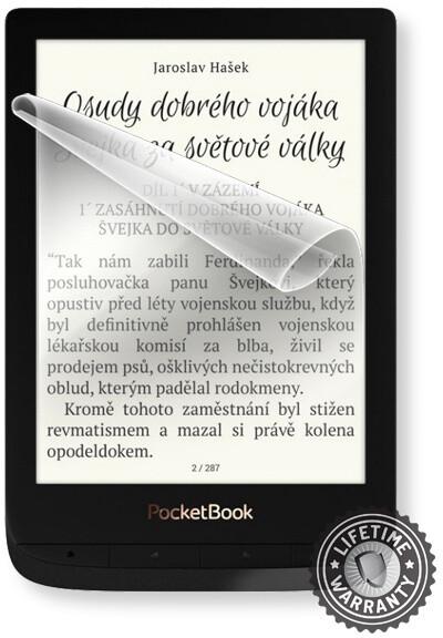ScreenShield fólie na displej pro Pocketbook 627 Touch Lux 4