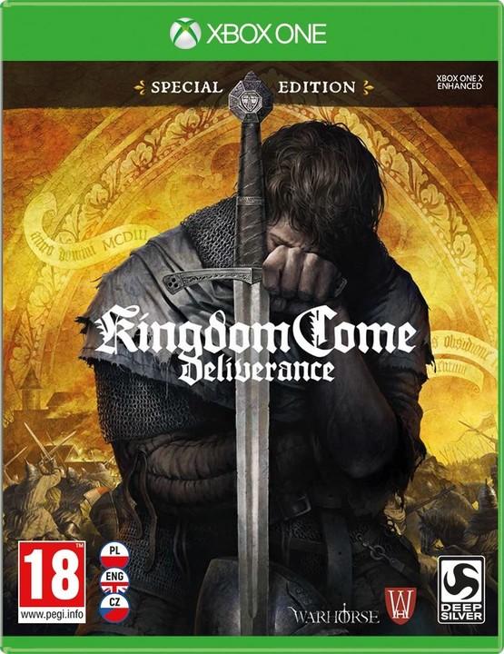 Kingdom Come Deliverance - Special Edition (Xbox ONE)