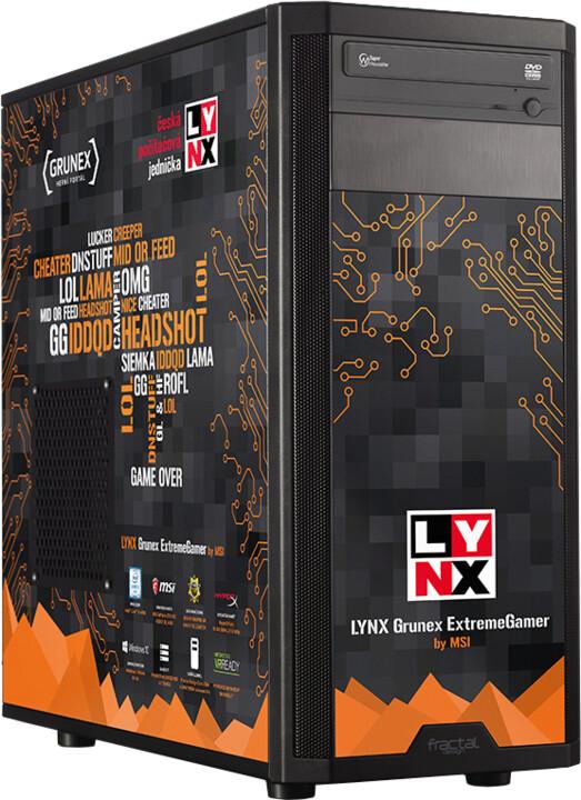 LYNX Grunex ExtremeGamer 2016