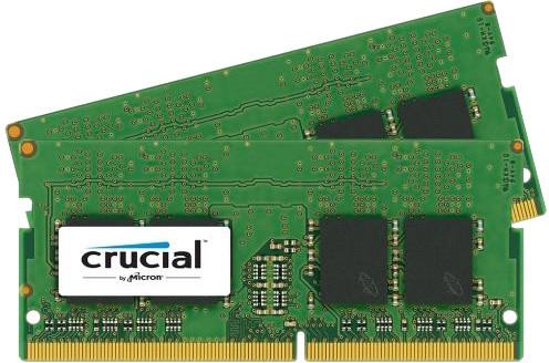 Crucial 2x8GB DDR4 2400