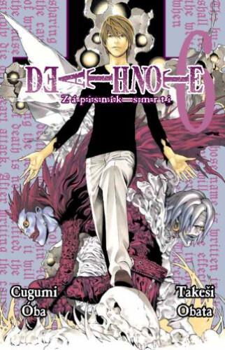 Komiks Death Note 06: Zápisník smrti