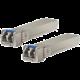 Ubiquiti Single-Mode optický modul SFP+, 10Gbit - sada 2 kusů