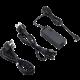 Acer adaptér 45W_3phy 19V, černý