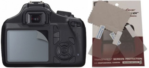 Easy Cover Screen Protector Canon 80D