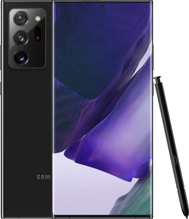 Samsung Galaxy Note20 Ultra, 12GB/256GB, 5G, Black
