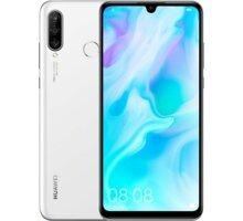 Huawei P30 Lite, 4GB/64GB, Pearl White - SP-P30L64DSWOM