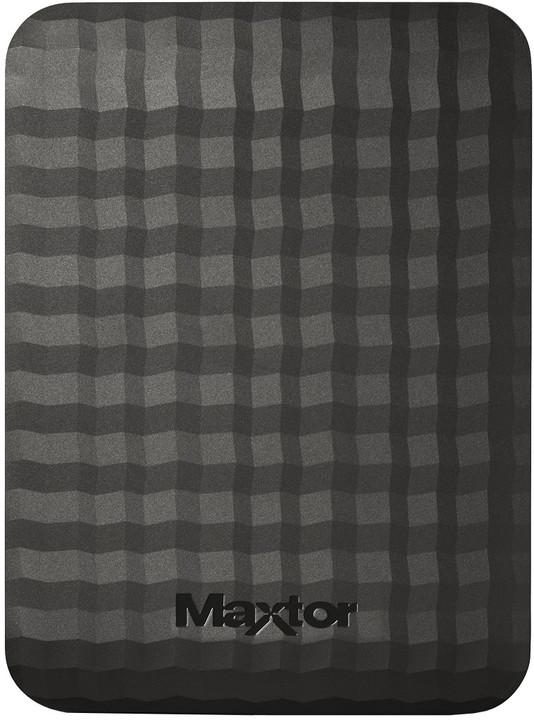 Maxtor M3 Portable - 2TB, černá