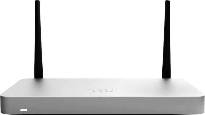 Cisco Meraki MX67C Cloud Managed