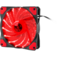 Genesis HYDRION 120, RED LED, 120mm