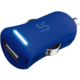 Trust USB nabíječka do auta 5W, modrá