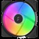 Fractal Design Aspect 14 RGB PWM Black Frame