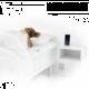 Beddit B3 podrobný monitor spánku, bílá