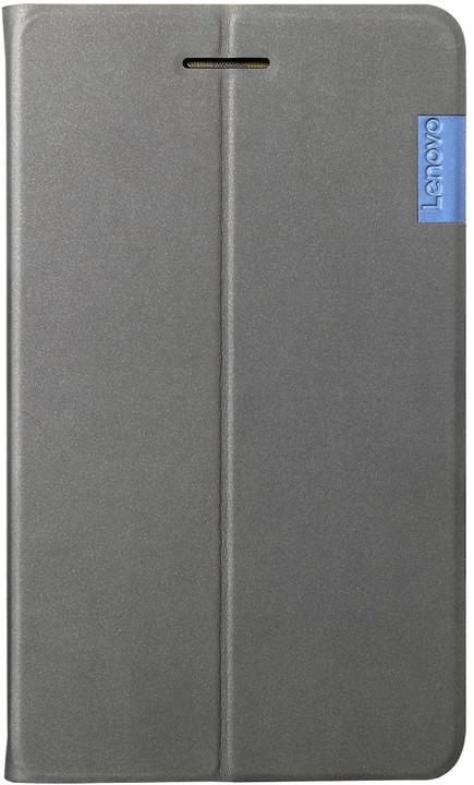Lenovo TAB 3 7 Essential pouzdro + folie, šedá