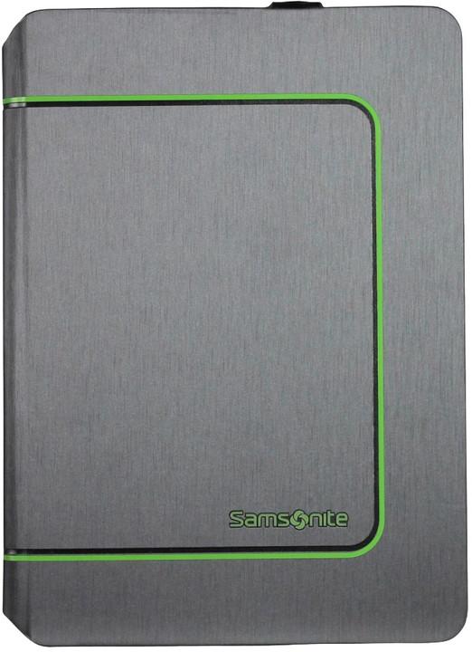 """Samsonite Tabzone - COLOR FRAME-TAB 4 7"""", šedo/zelená"""