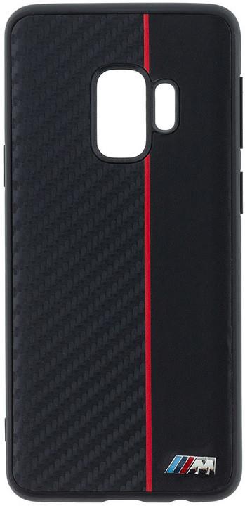 "BMW ""M"" Carbon TPU Case Red pro Samsung G960 Galaxy S9"