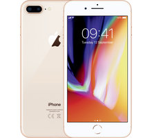 Apple iPhone 8 Plus, 64GB, zlatá MQ8N2CN/A