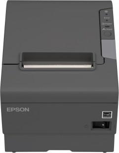 Epson TM-T88V-042, pokladní tiskárna, černá