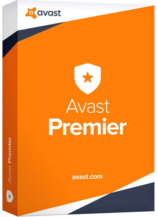 Avast! Premier - 3 licence (24 měs.)