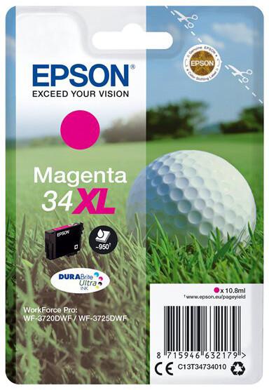 Epson C13T34734010, magenta