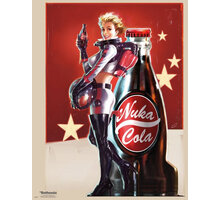 Plakát mini Fallout 4 - Nuka Cola - 5028486347636