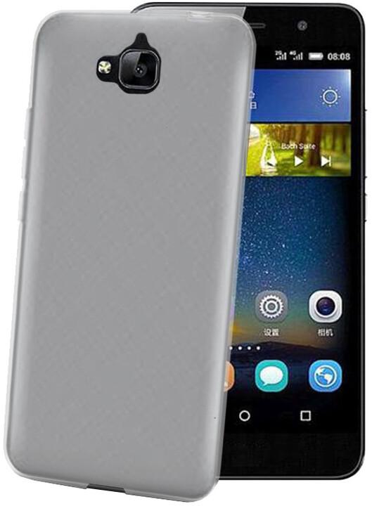 CELLY Gelskin TPU pouzdro pro Huawei Y6 Pro, bezbarvé