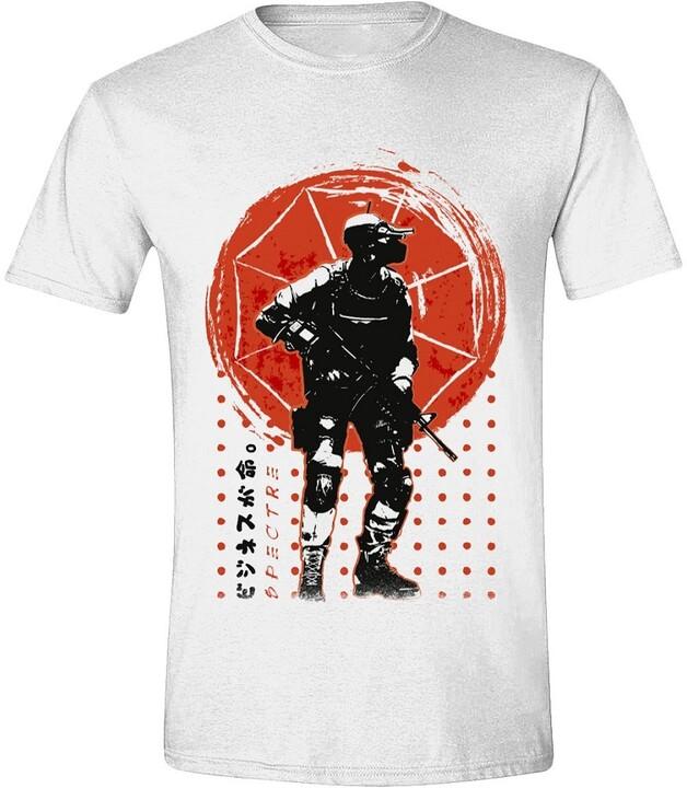 Tričko Resident Evil - Tokyo Spectre (S)