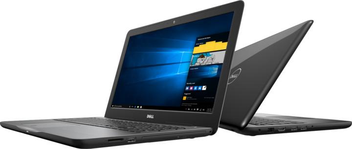 Dell Inspiron 15 (5567), černá