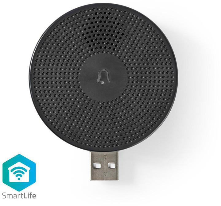 Nedis Wireless Door Chime, bezdrátový zvonek, příslušenství pro WIFICDP10GY