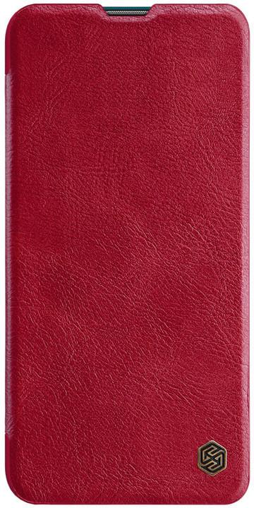 Nillkin Qin Book pouzdro pro Honor 20 Pro, červená