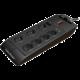 CyberPower Surge Buster, přepěťová ochrana, 7 zásuvky RJ11, Coax