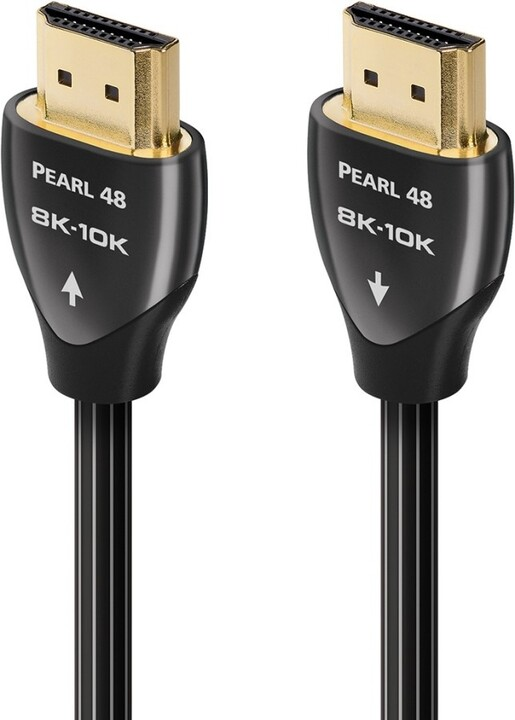 Audioquest kabel Pearl 48 HDMI 2.1, M/M, 10K/8K@60Hz, 5m, černá