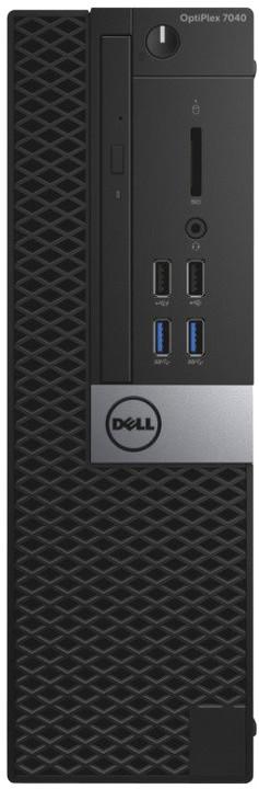 Dell Optiplex 7040 SFF, černá