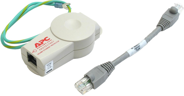 APC ProtectNet with Gigabit protection