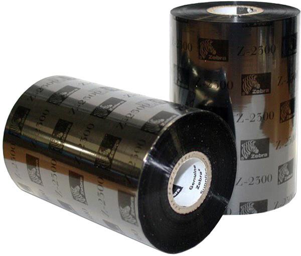 Zebra Wax, European Wax, 110x300mm, pro ZT200, ZT400, ZT500, ZT600