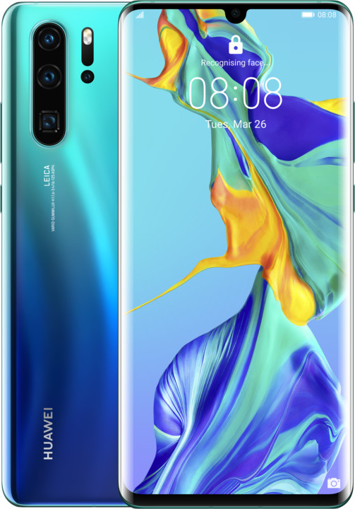 Huawei P30 Pro, 8GB/256GB, Aurora
