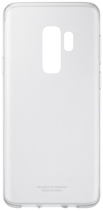 Samsung EF-QG965TT Clear Cover Galaxy S9+, čirý