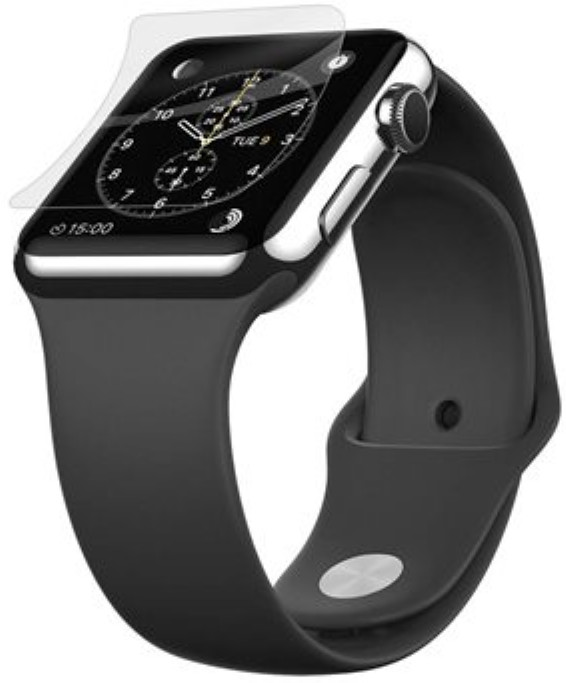 Belkin ScreenForce InvisiGlass ochranné sklo pro Apple Watch Series1 (38mm)