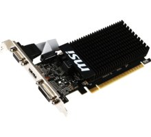 MSI GeForce GT 710, 1GB - GT 710 1GD3H LP