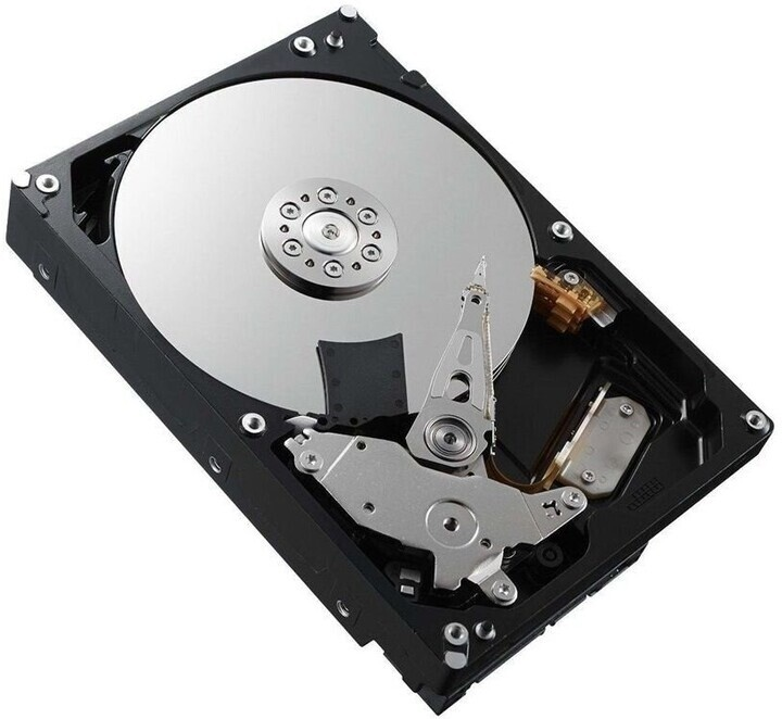 "Dell server disk, 3,5"" - 2TB pro PE T20, T30, T120, R230, R330, R430, T130, T430"