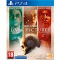 The Dark Pictures Anthology: Triple Pack (Man of Medan, Little Hope House of Ashes) (PS4)