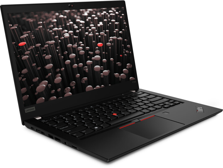 Lenovo ThinkPad P14s Gen 1 (AMD), černá