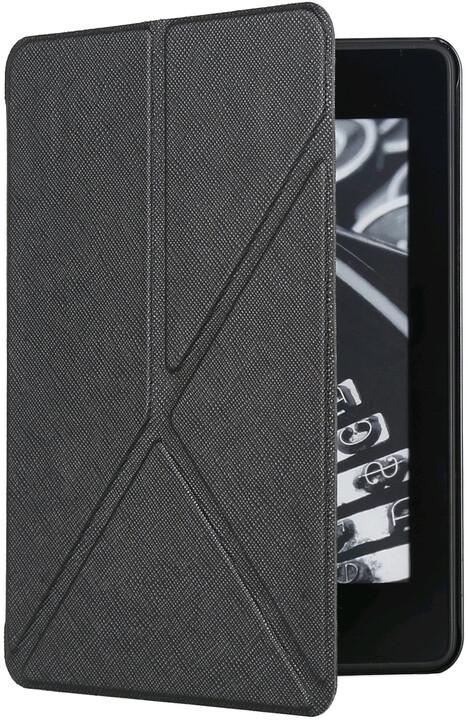 C-TECH PROTECT pouzdro pro Amazon Kindle PAPERWHITE 4, funkce WAKE/SLEEP, černá