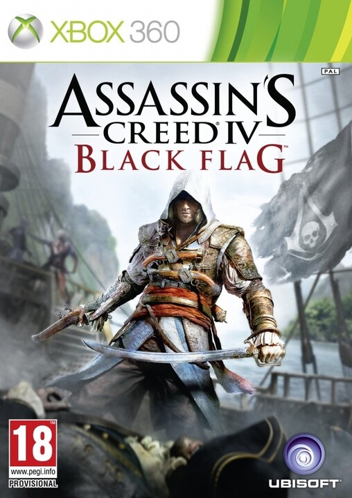 Assassin's Creed IV: Black Flag - X360