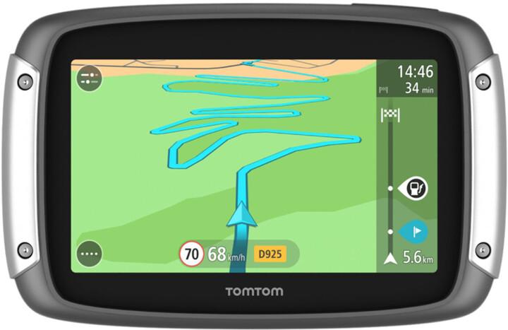 TOMTOM Rider 40 CE Lifetime