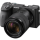 Sony Alpha 6600 + 18-135mm, černá